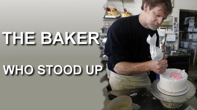 Jack Philips, a Christian baker