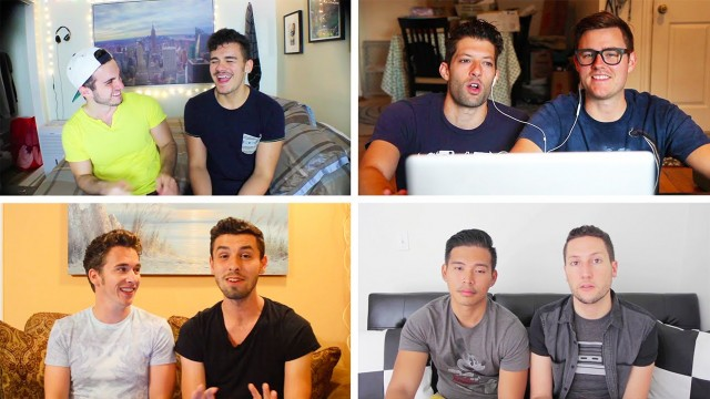 Gay YouTube Couples