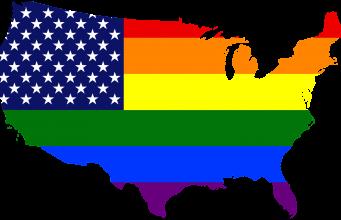 LGBT map