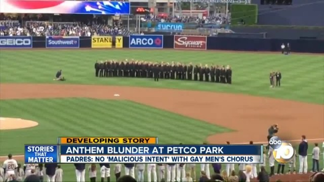 The San Diego Gay Men's Chorus