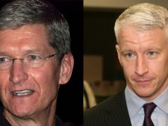 anderson & tim cook
