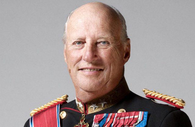 King_Harald_V