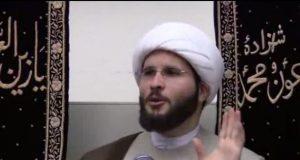 islamic preacher