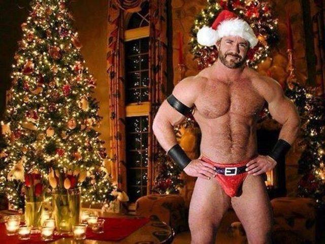 Gay Santa