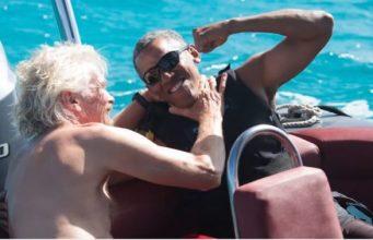 Obama-Branson