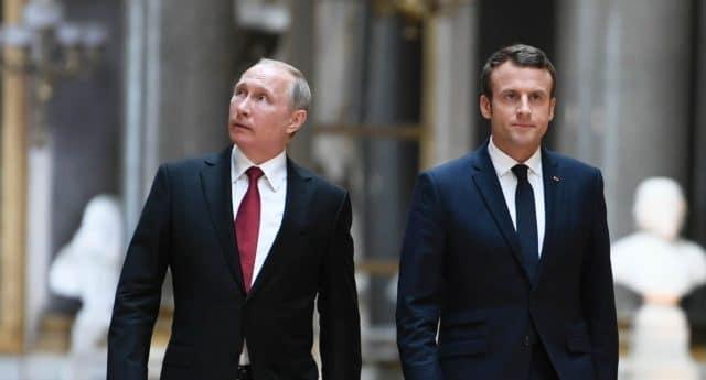 Putin-Macron