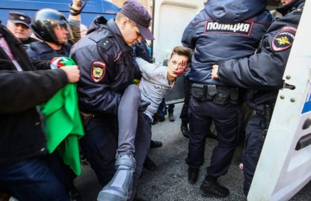 Russian-police