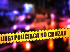 Police Line Do Not Cross Tape - Spanish