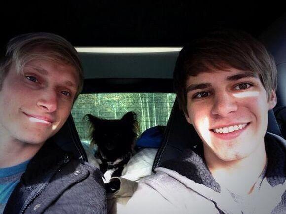 Max Carter & Kyle Ross