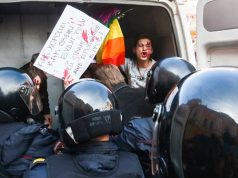 Chechnya-Protest