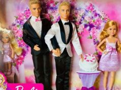 Wedding Set Barbies