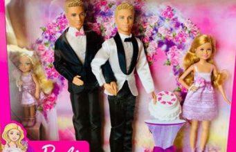 Wedding Set Barbies