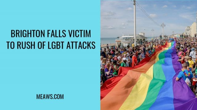 LGBT attacks