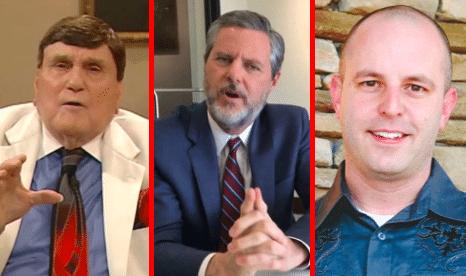 Deconversion Therapy: Jerry Falwell Jr., Michael Cohen