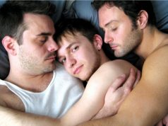 gay threesome
