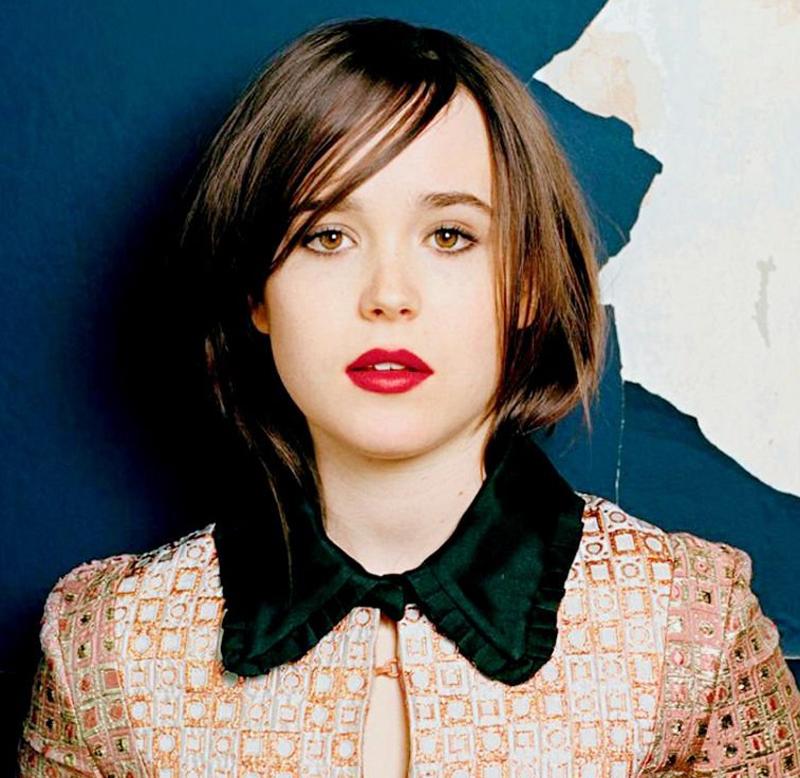 Ellen Page vs Ted Cruz
