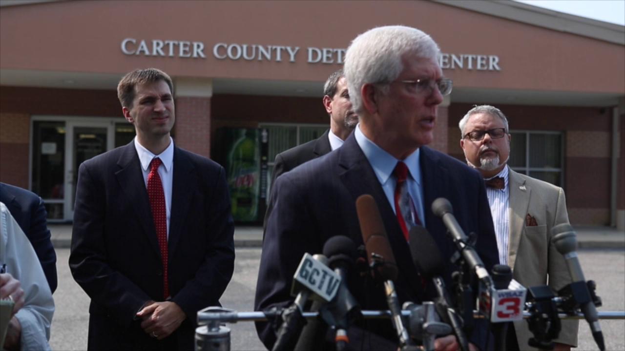 Kim Davis' attorney Mathew Staver