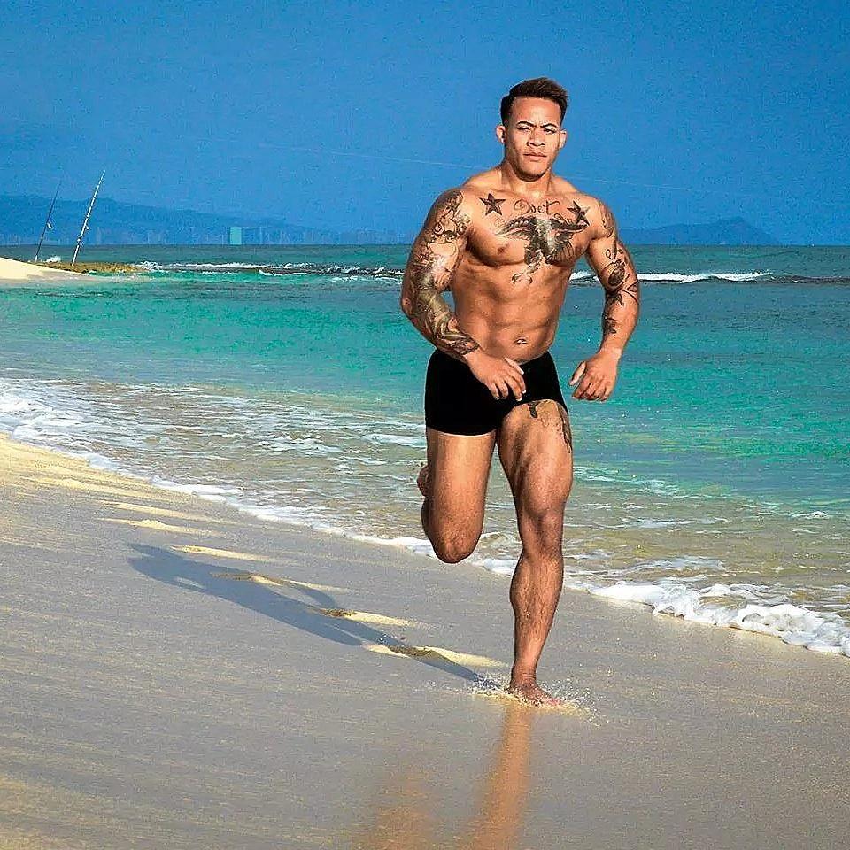 Shane Ortega's fame as a transgender