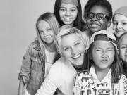 Ellen DeGeneres & GapKids