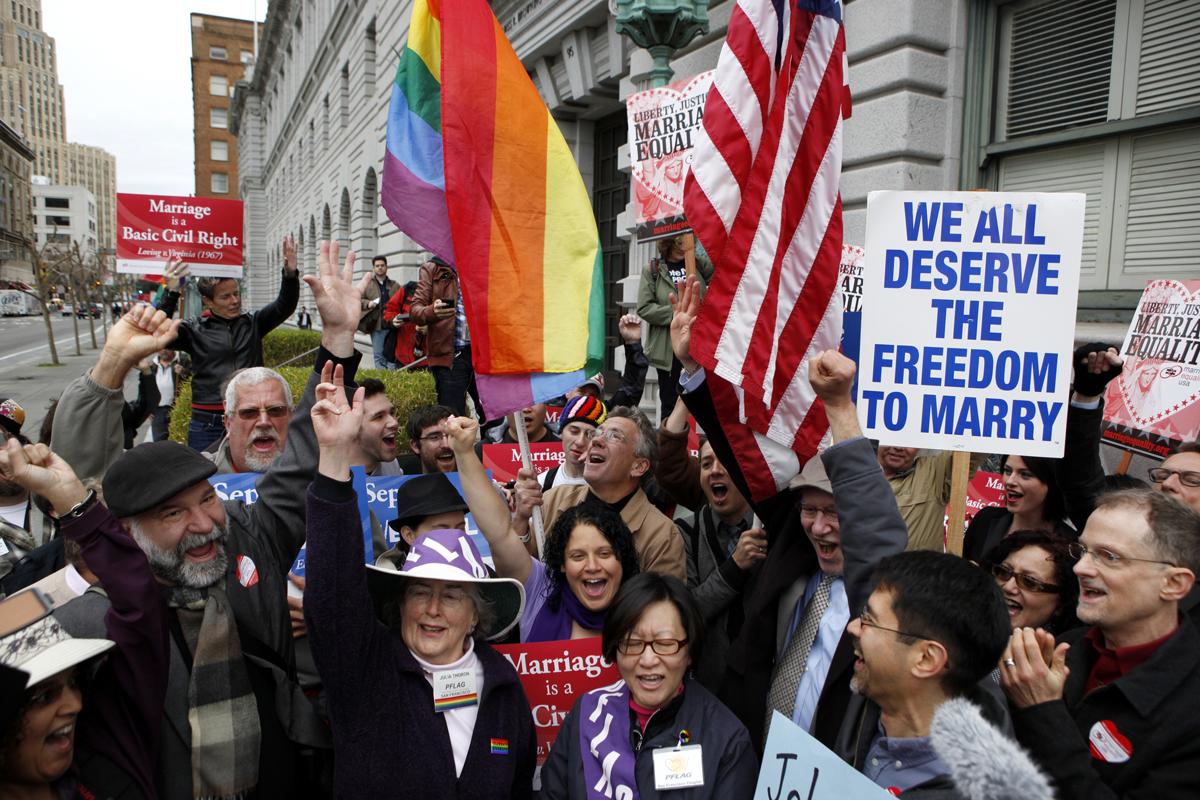 California gay marriage ban