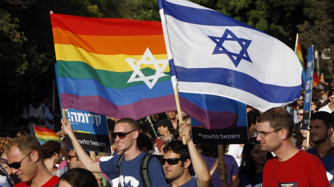 Israel is welcoming to the gay community