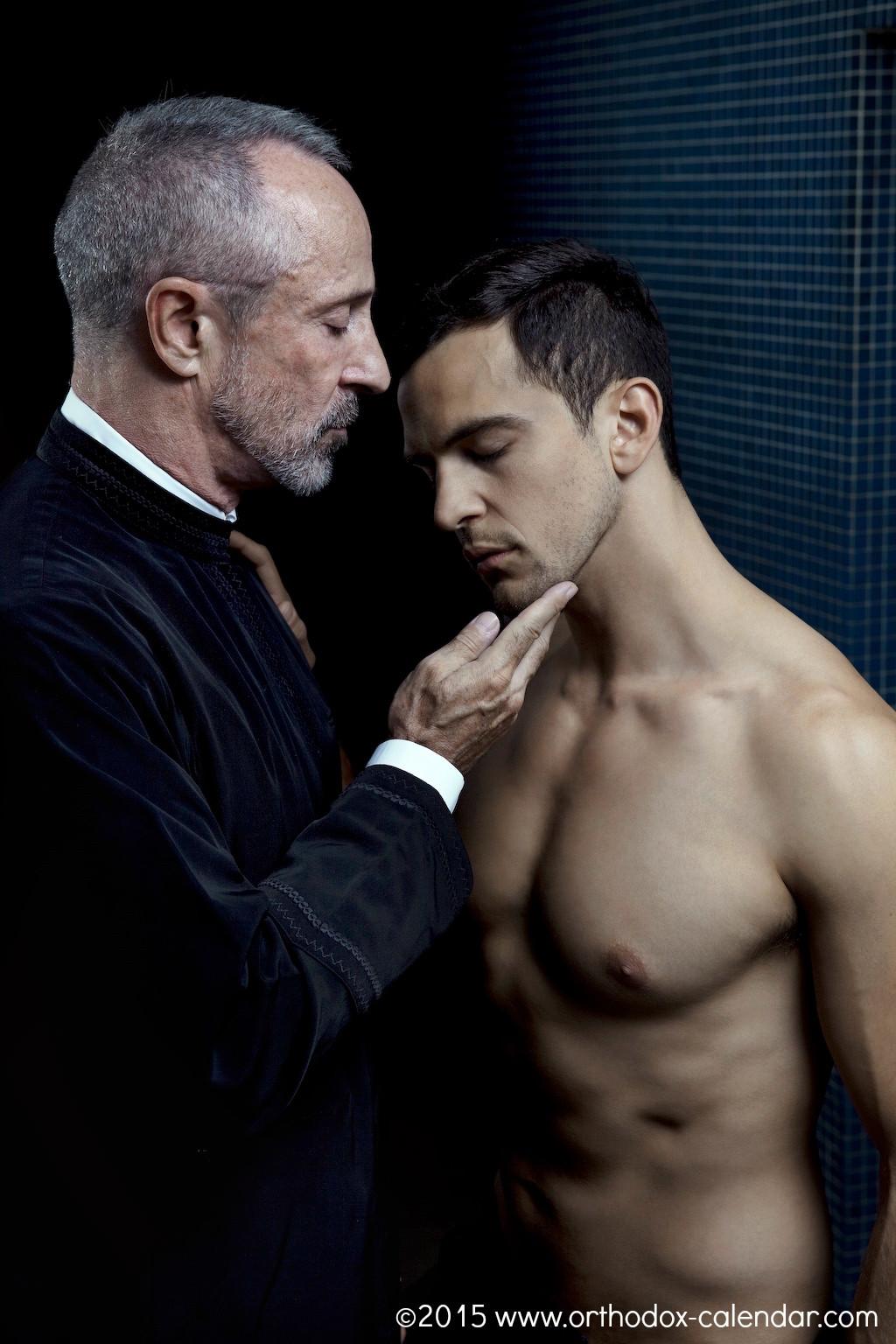 Homosexual priests sex toons