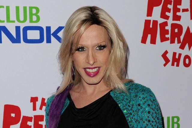 Alexis Arquette about transgender people