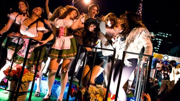 5 of the most awesome Halloween parties