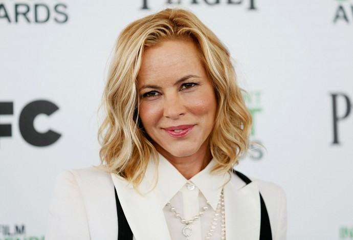 "Maria Bello: ""Whatever"""