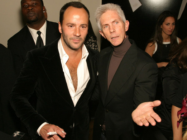 Tom Ford Book Launch At Bergdorf Goodman