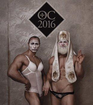 2016 Gay calendar