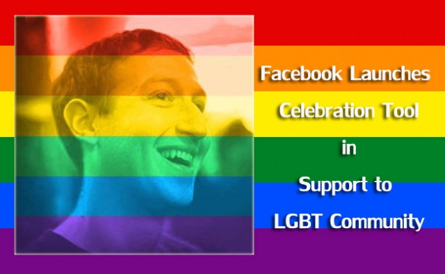 Coming out on Facebook