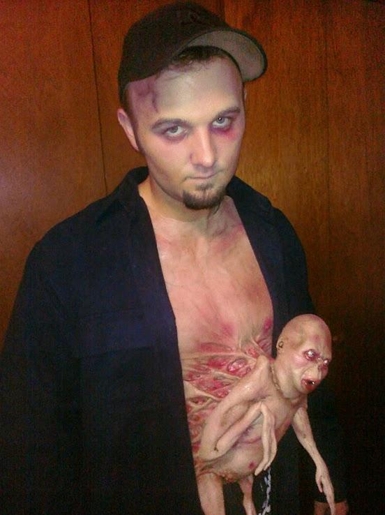 Halloween make up ideas