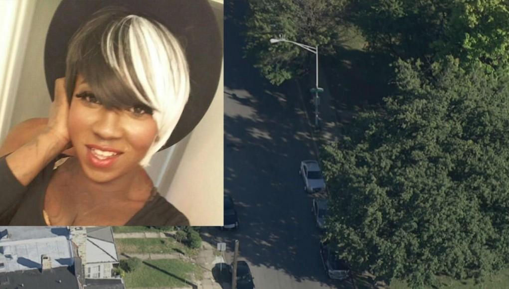 Transgender woman beat