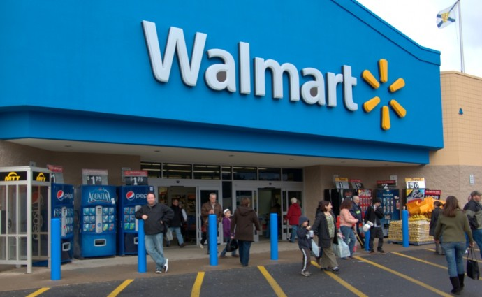 Walmart's gay policy