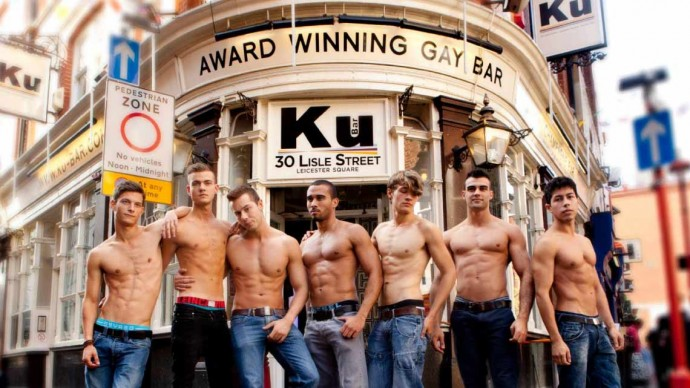 famous gay clubs