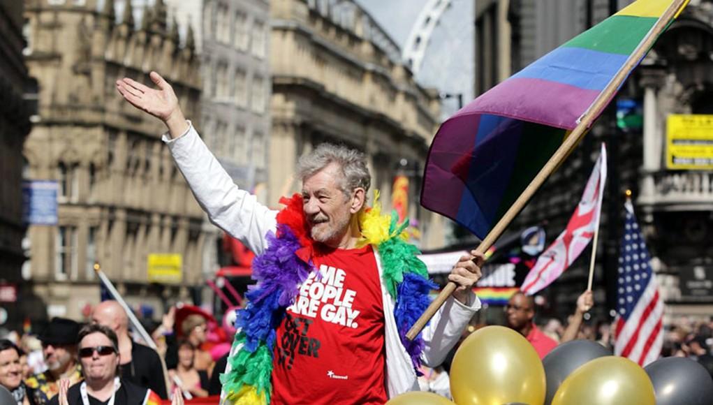 Ian McKellen gay