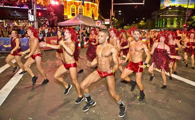 Pride events around the globe