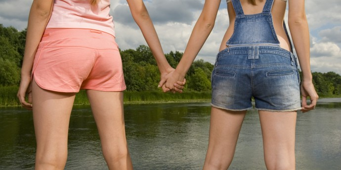Teen Anal Lesbian