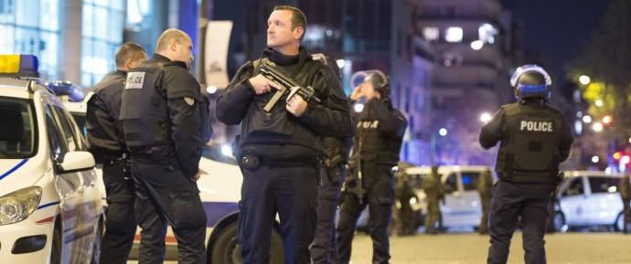 terrorist attack in Paris