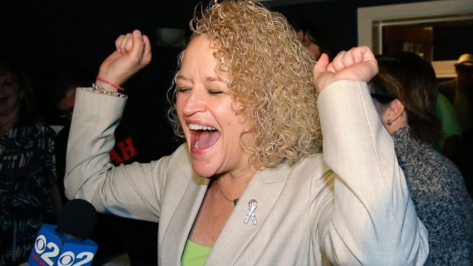 first gay mayor