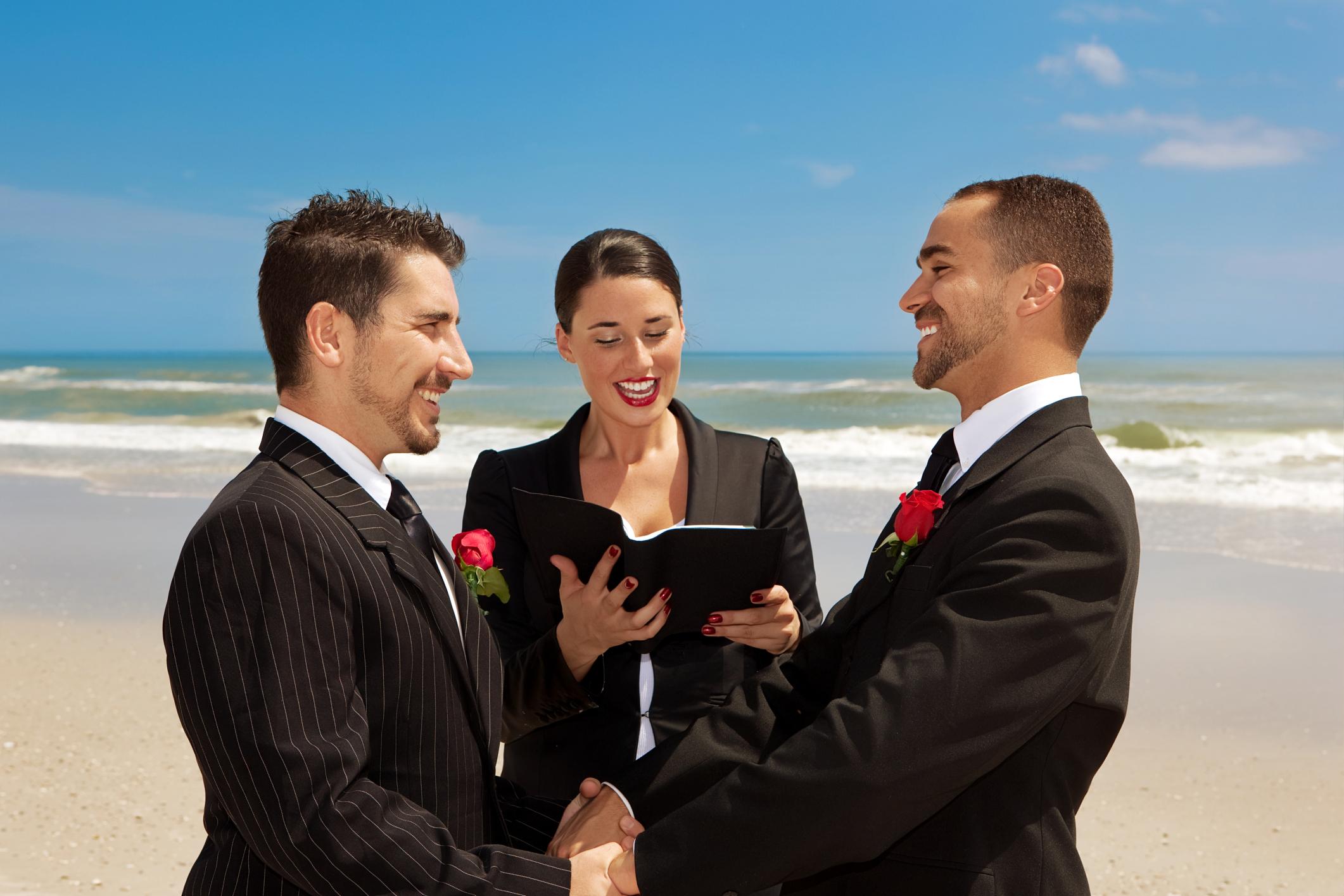Gay Weddings On Ibiza