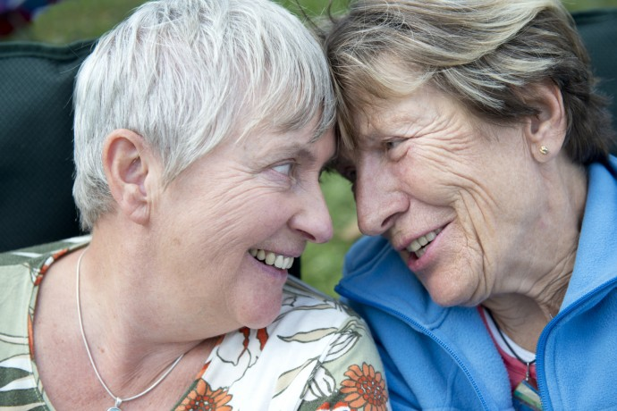 Grants for gay and lesbian seniors
