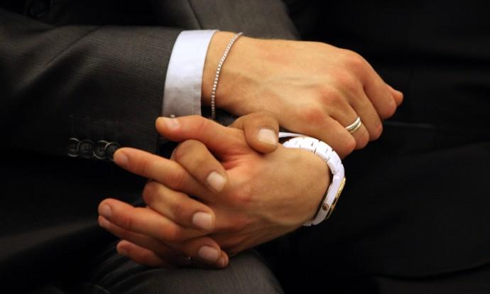 gay's marital status