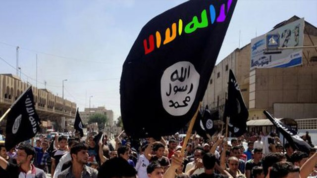 ISIS punishment for being gay