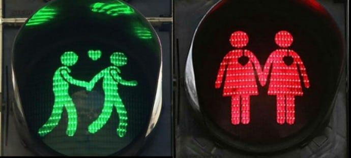 gay lights