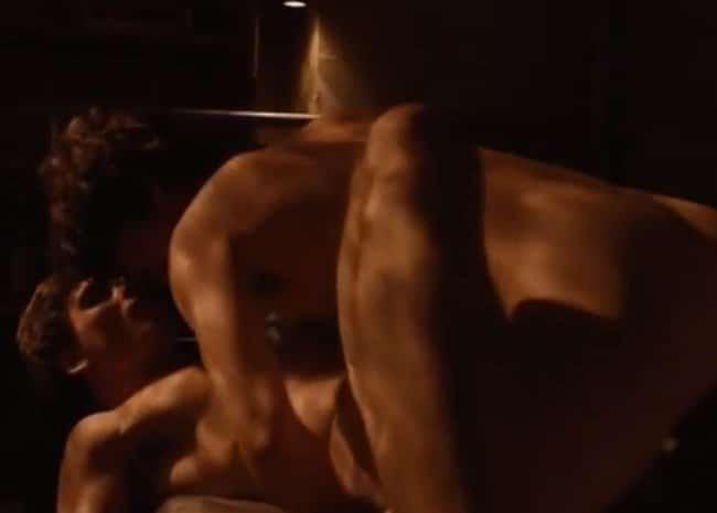 sex scene gay tv