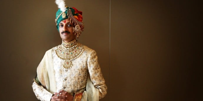 Openly-Gay Indian Prince