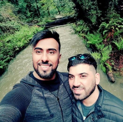 iraq gays