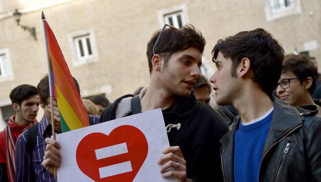 ITALY-GAY